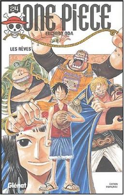 "Afficher ""One Piece n° 24 Les rêves"""