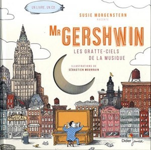"""Afficher """"Mr Gershwin"""""""