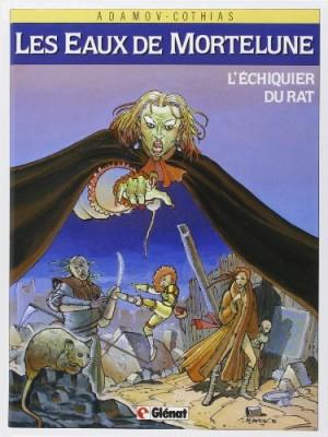"""Afficher """"Les Eaux de Mortelune n° 1 L'Echiquier du rat"""""""