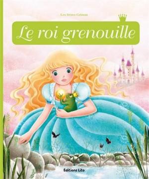 """Afficher """"Minicontes classiques Le roi grenouille"""""""
