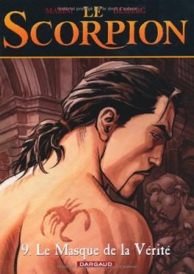 """Afficher """"Le Scorpion n° 9Le masque de la vérité"""""""