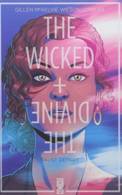 """Afficher """"The Wicked + The Divine n° 1Faust départ"""""""