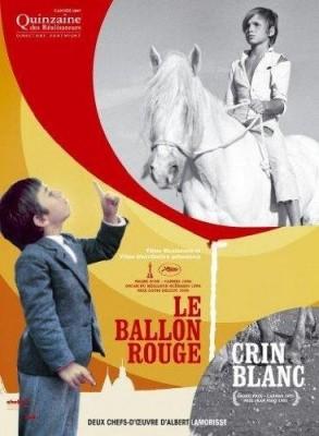 """Afficher """"Crin-Blanc ; ballon rouge (Le)"""""""