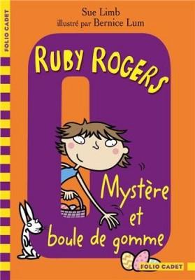 """Afficher """"Ruby Rogers n° 6 Mystère et boule de gomme"""""""