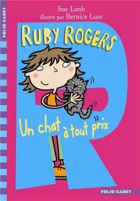 """Afficher """"Ruby Rogers n° 5 Un Chat à tout prix"""""""