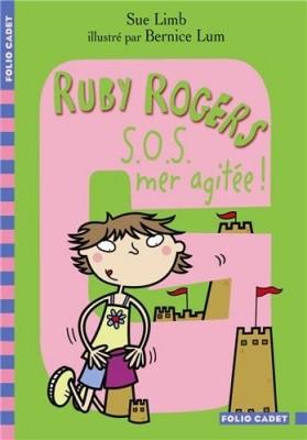 "Afficher ""Ruby Rogers n° 7 SOS, mer agitée !"""