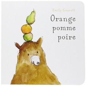 "Afficher ""Orange, pomme, poire"""