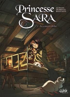 """Afficher """"Princesse Sara n° 2 La princesse déchue"""""""