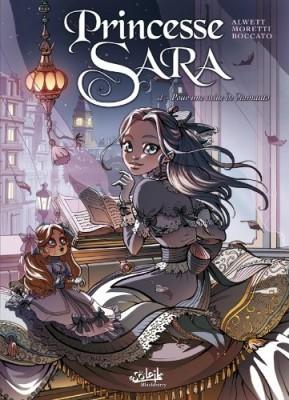 vignette de 'Princesse Sara n° 1<br /> Pour une mine de diamants (Audrey Alwett)'