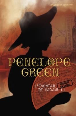 "Afficher ""Penelope Green n° 3 éventail de Madame Li (L')"""