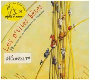 """Afficher """"Les p'tites bêtes"""""""