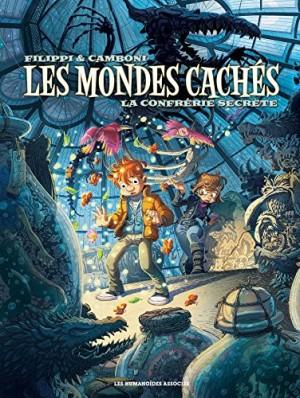 """Afficher """"Les mondes cachés n° 2 La confrérie secrète"""""""