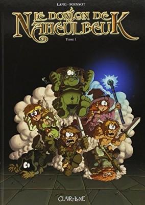 vignette de 'Le donjon de Naheulbeuk n° 1 (John Lang)'