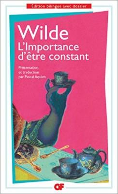 """Afficher """"L'importance d'être constant = The importance of being earnest"""""""