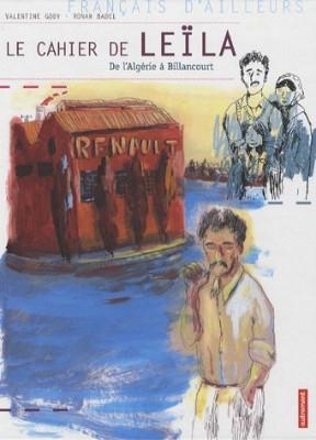 """Afficher """"Le cahier de Leïla"""""""