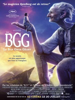"""Afficher """"Le BGG - le Bon Gros Géant DVD"""""""