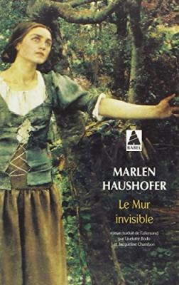 vignette de 'Le mur invisible (Marlen Haushofer)'