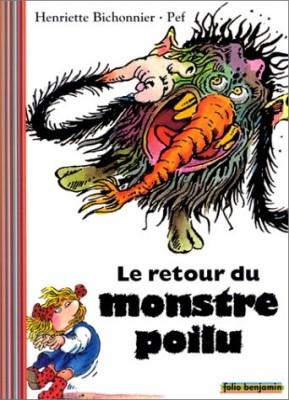 """Afficher """"Le Retour du monstre poilu"""""""