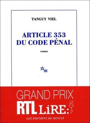 "Afficher ""Article 353 du Code pénal"""