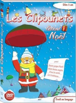 """Afficher """"Clipounets fêtent Noël (Les)"""""""