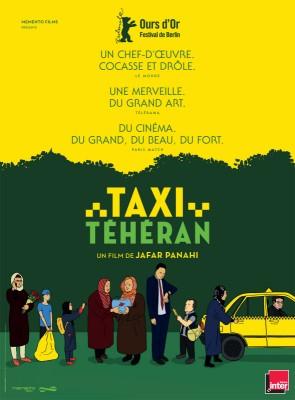 vignette de 'Taxi Téhéran (Jafar PANAHI)'