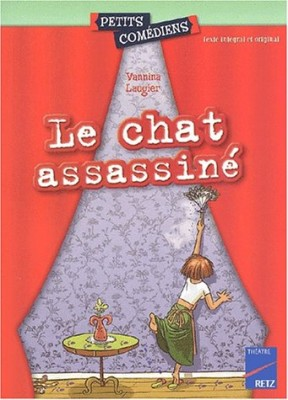 "Afficher ""Le chat assassiné"""