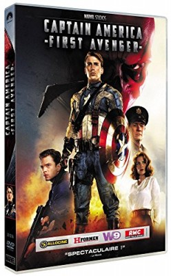 "Afficher ""Captain America - The first avenger"""