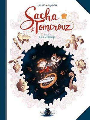 "Afficher ""Sacha et Tomcrouz n° 1 Les Vikings"""