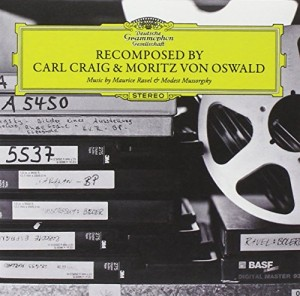 """Afficher """"Recomposed by Carl Craig and Moritz von Oswald"""""""