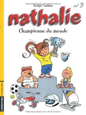 """Afficher """"Nathalie n° 3 Championne du monde"""""""