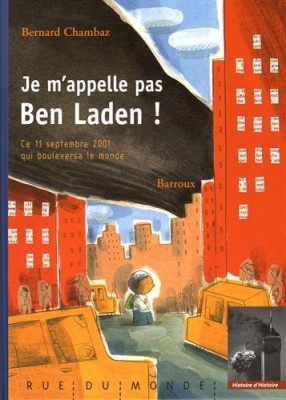 "Afficher ""Je m'appelle pas Ben Laden !"""