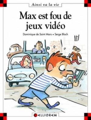 """Afficher """"Max et Lili n° 8 Max est fou de jeux vidéo"""""""