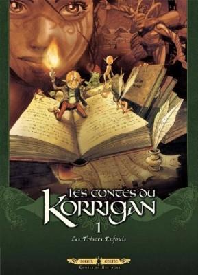 """Afficher """"Les contes du Korrigan n° 1Les trésors enfouis"""""""