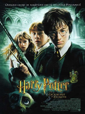 "Afficher ""Harry Potter Harry Potter et la chambre des secrets"""