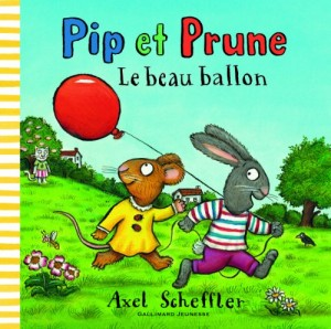 "Afficher ""Pip et PruneLe beau ballon"""