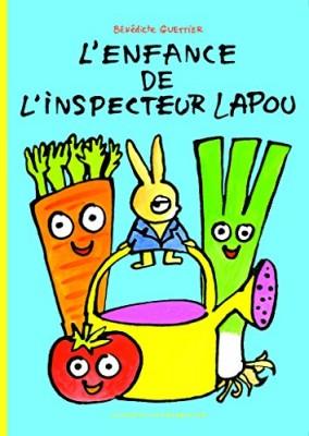 """Afficher """"L'enfance de l'inspecteur Lapou"""""""
