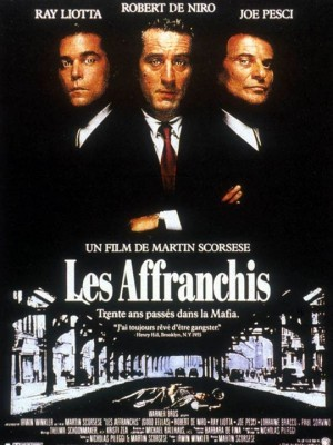 "Afficher ""Les Affranchis"""