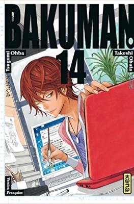 """Afficher """"Bakuman n° 14"""""""