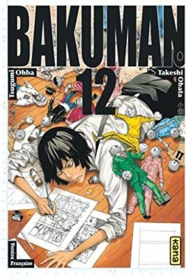 """Afficher """"Bakuman n° 12"""""""