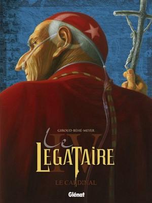 """Afficher """"Le légataire n° 4 Le cardinal"""""""