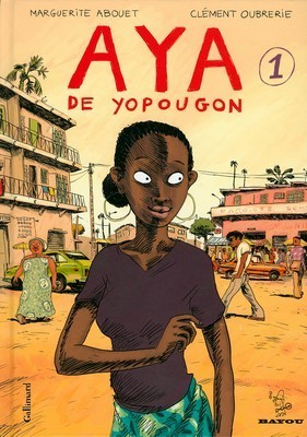 "Afficher ""Aya de Yopougon n° 1"""