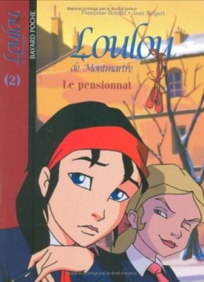 """Afficher """"Loulou de Montmartre n° 2 Le pensionnat"""""""