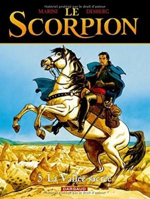 """Afficher """"Le Scorpion n° 5La vallée sacrée"""""""