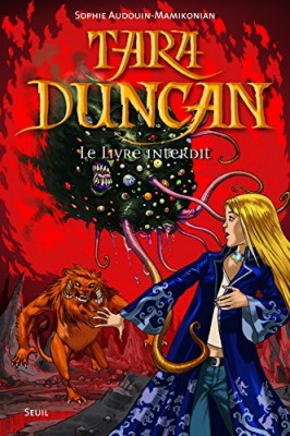 "Afficher ""Tara Duncan n° 2 Tara Duncan et le livre interdit"""