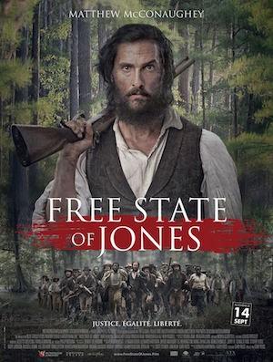 "Afficher ""Free state of Jones"""
