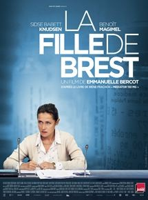 """Afficher """"La Fille de Brest  DVD"""""""