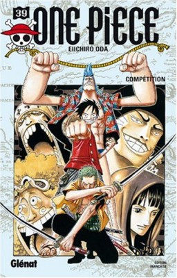 "Afficher ""One piece n° 39 One Piece. 39, Compétition"""