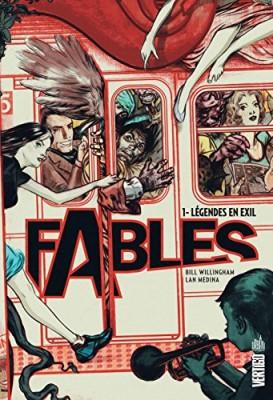 vignette de 'Fables n° 1<br /> Légendes en exil (Bill Willingham)'