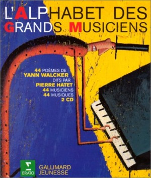 "Afficher ""Alphabet des grands musiciens (L')"""