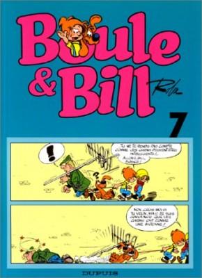 """Afficher """"Boule & Bill n° 7"""""""